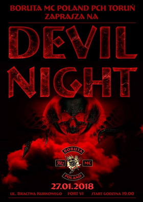 Devil Night 2018
