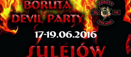 Boruta Devil Party 2016