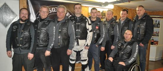 Marcowe spotkanie w Club House Dark Squadron