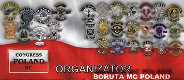 Kongres Polskich Klubów Motocyklowych - jesień 2017