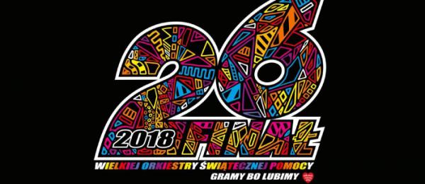 Wielka Orkiestra Świątecznej Pomocy 2018